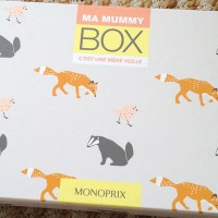 La Mummy Box de Monoprix