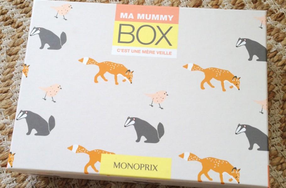 Mummy Box Monoprix