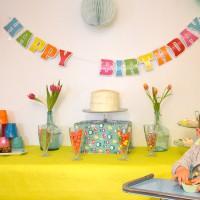 🎂 Son premier anniversaire 🎂