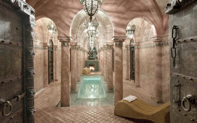 Hammam à Marrakech : La Sultana