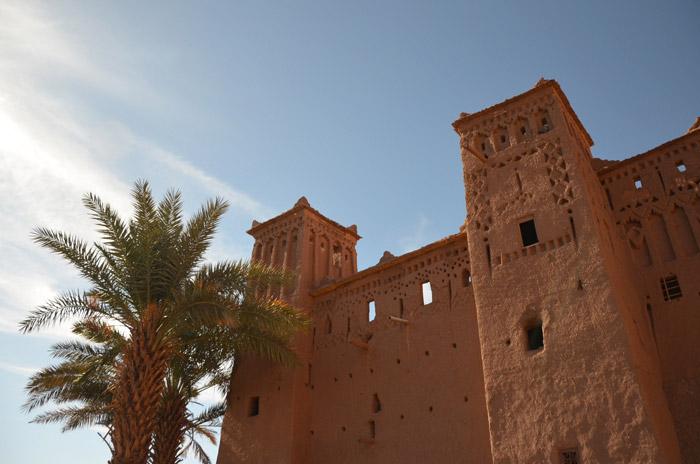 Le ksar d'Aït Ben Haddou