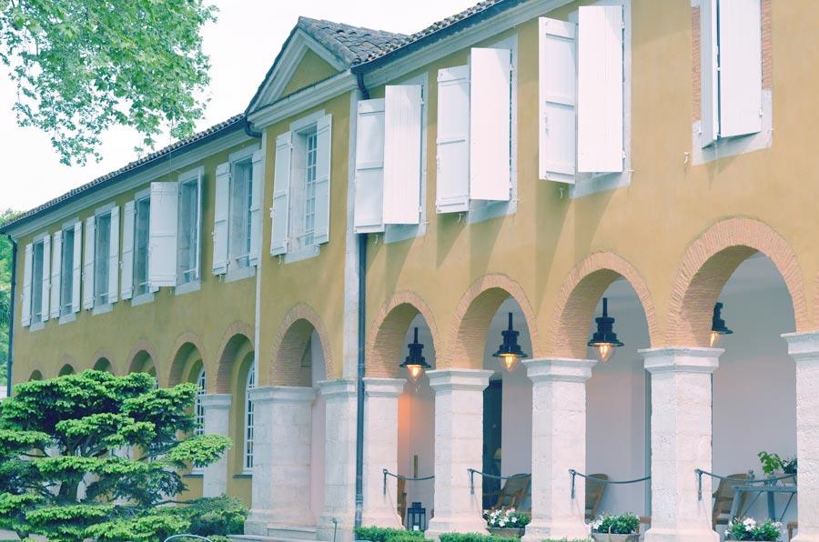 La Bastide, Relais et Châteaux, Gers