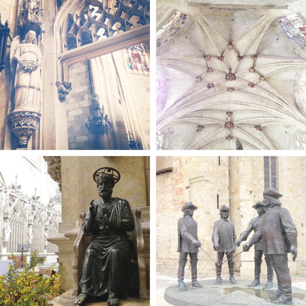 Condom - La cathédrale Saint-Pierre