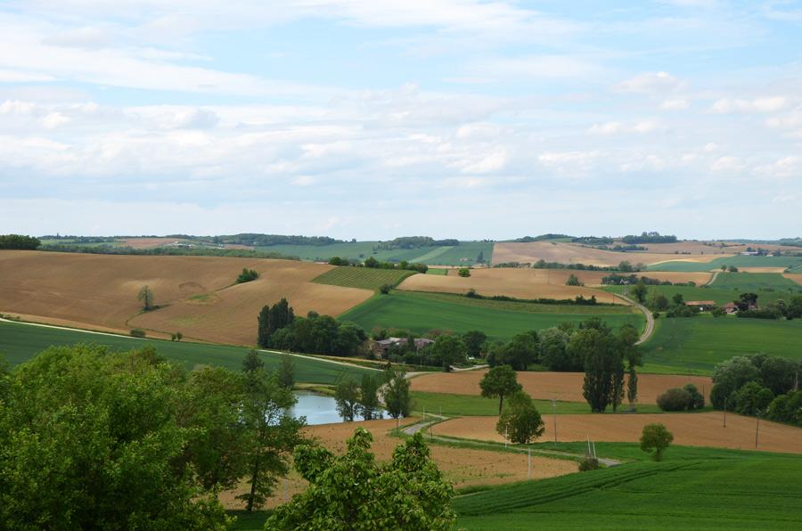 Gers, la petite Toscane