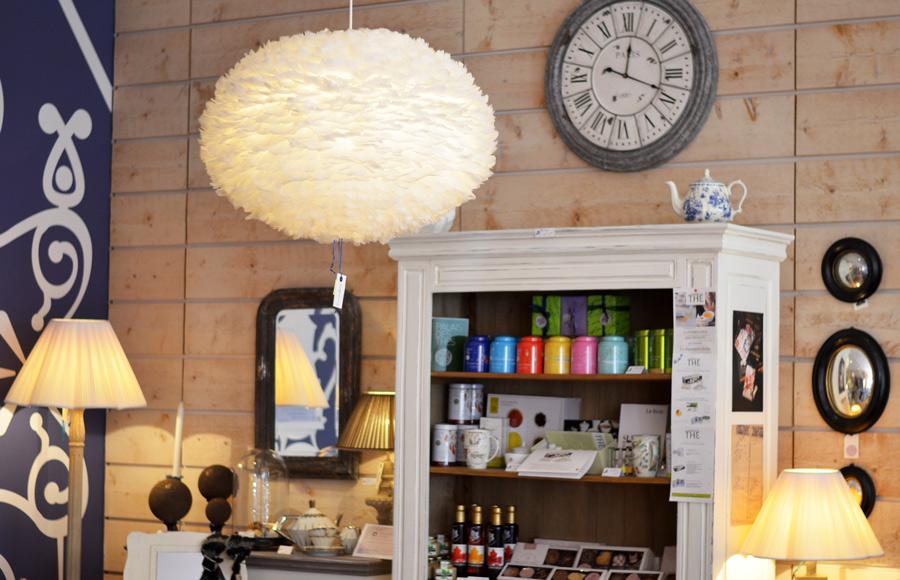 L'Exquise Trouvaille à Lyon, boutique déco salon de thé