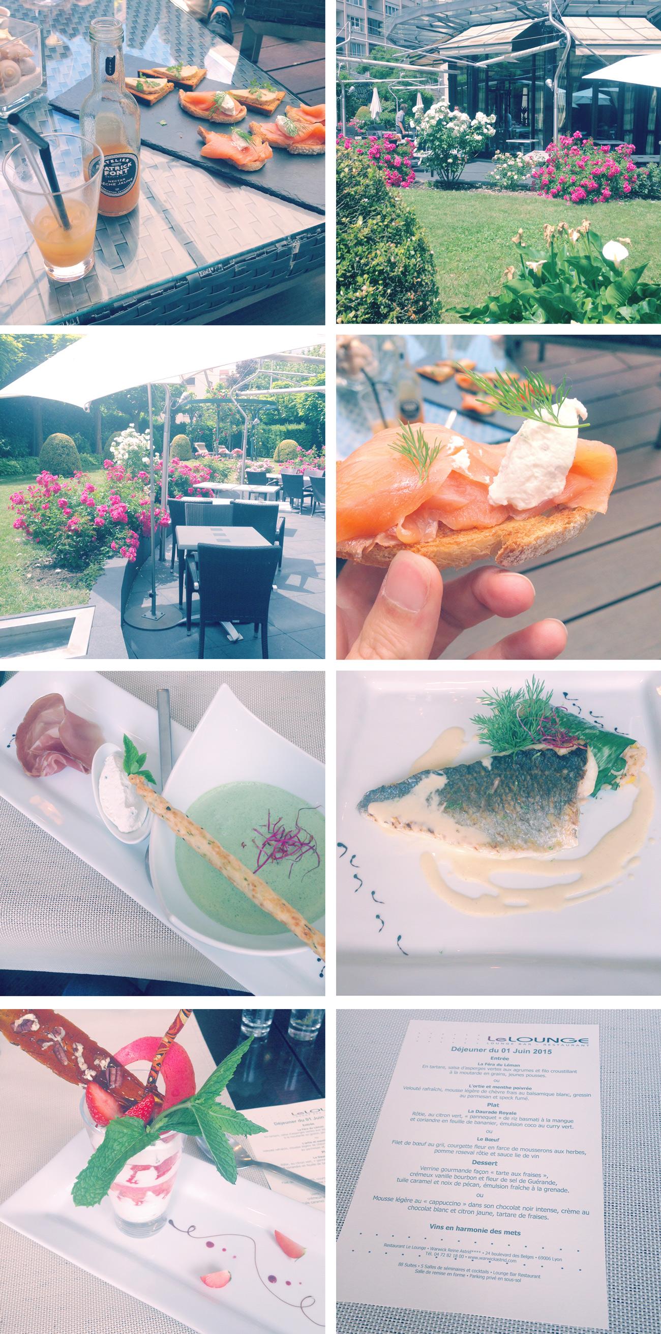 Restaurant Warwick Reine Astrid