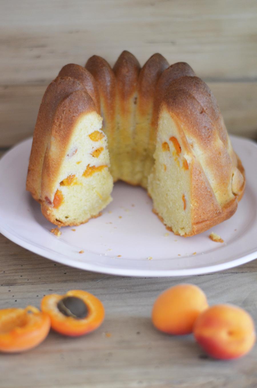 Bundtcake aux abricots