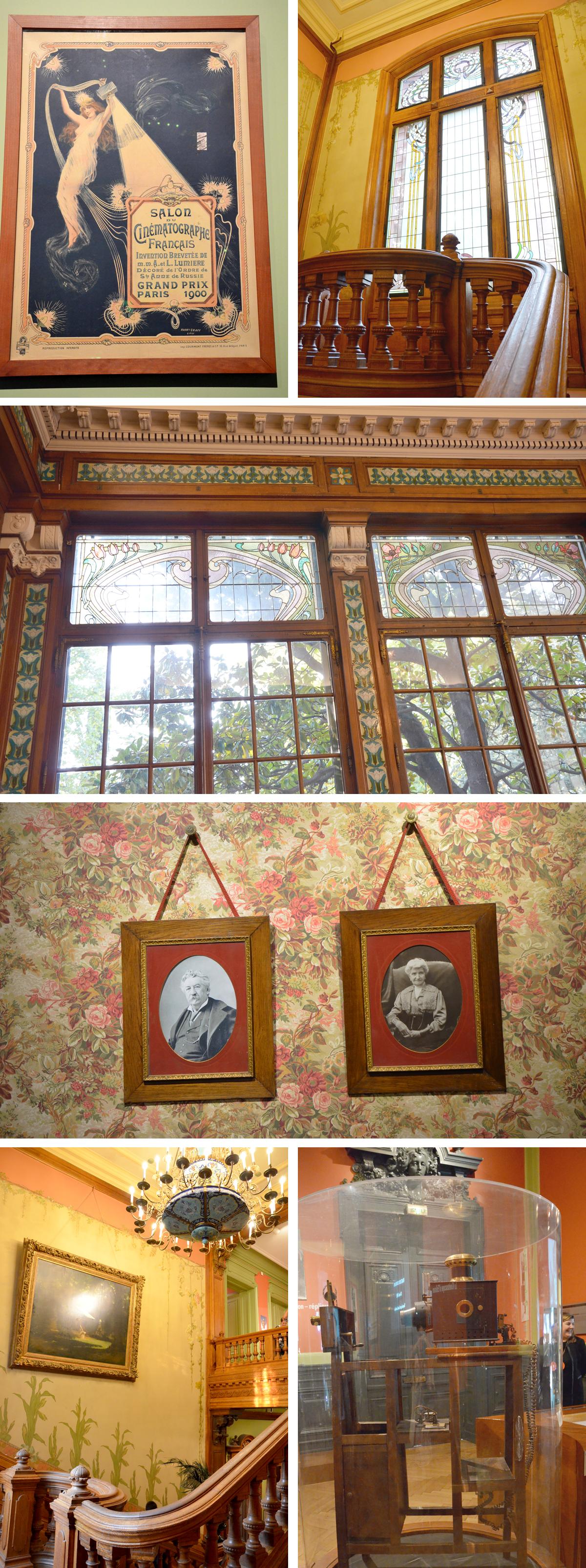 Le musée Lumière à Lyon