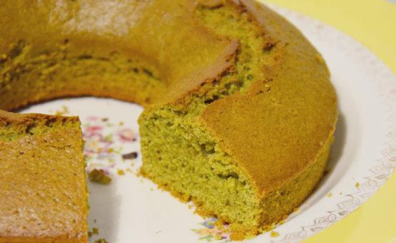 Cake the matcha e