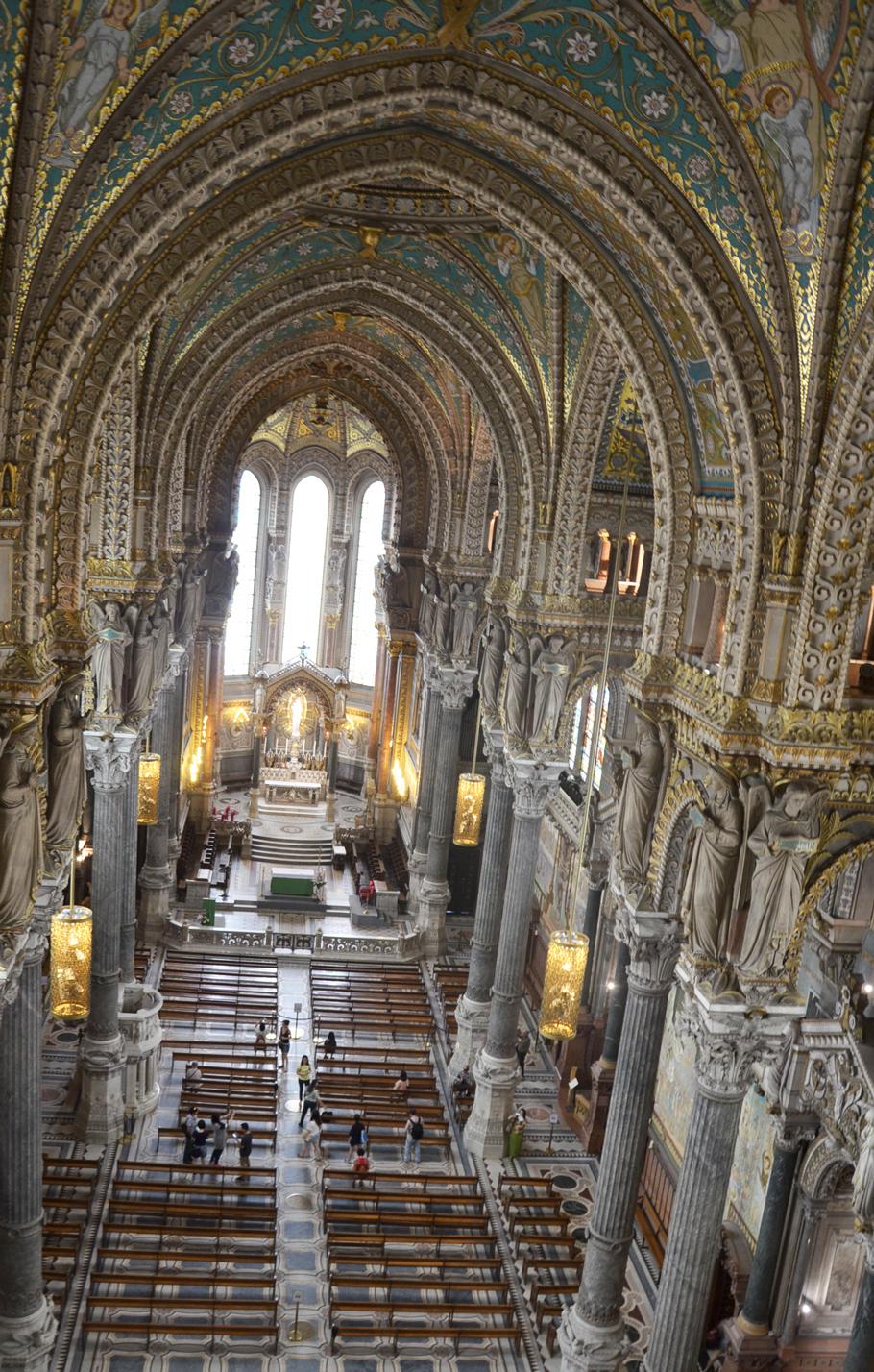 Visite insolite lyon sur les toits de la basilique - Salon de la photo lyon ...