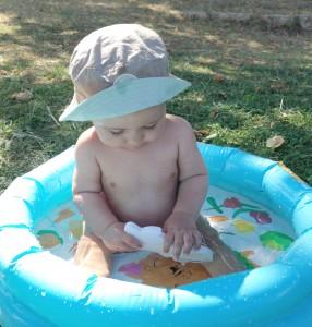 Comment occuper un bébé de moins de 2 ans