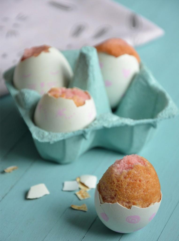 Oeufs surprise de Pâques
