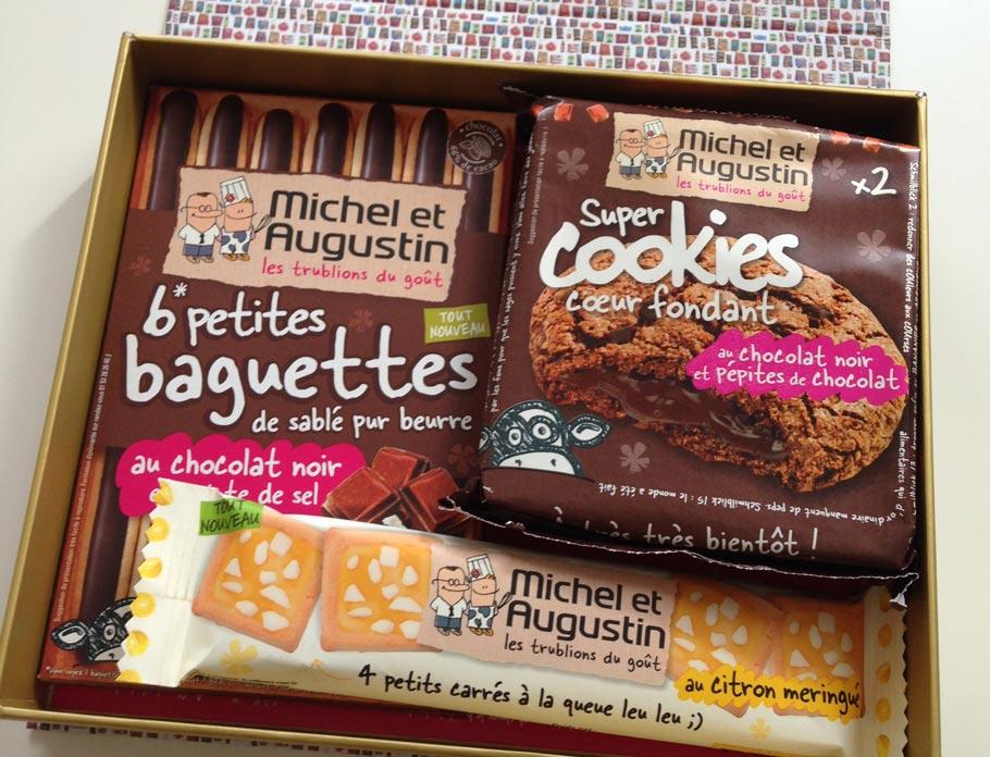 Box Michel & Augustin