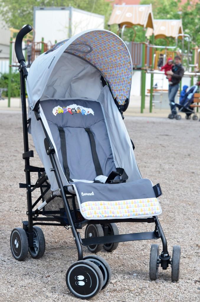 Mon avis sur la poussette canne Barbapapa - Autour de bébé - Concours