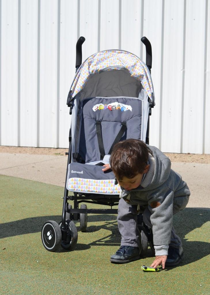 Mon avis sur la poussette canne Barbapapa - Autour de bébé