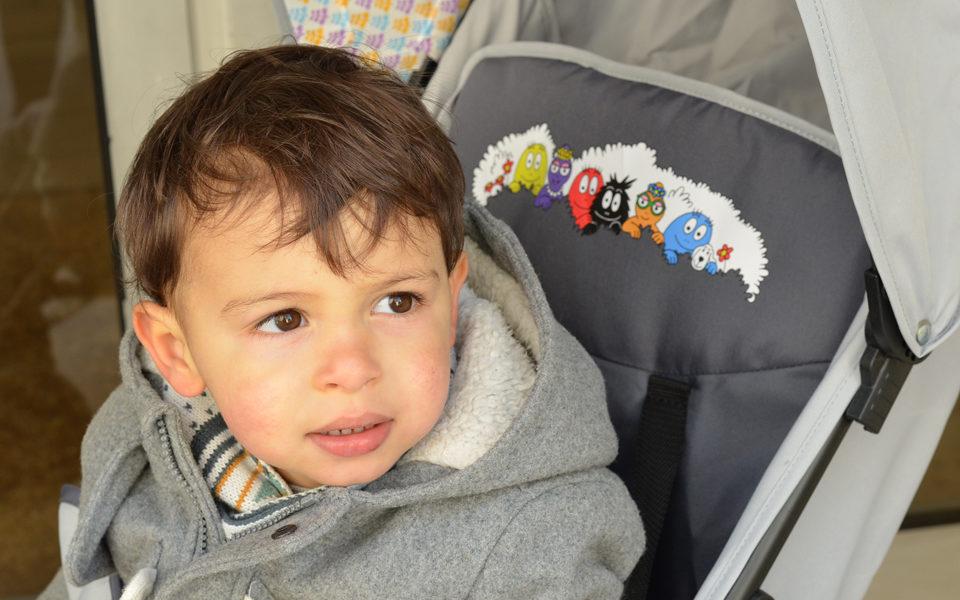 Poussette canne Barbapapa - Autour de bébé