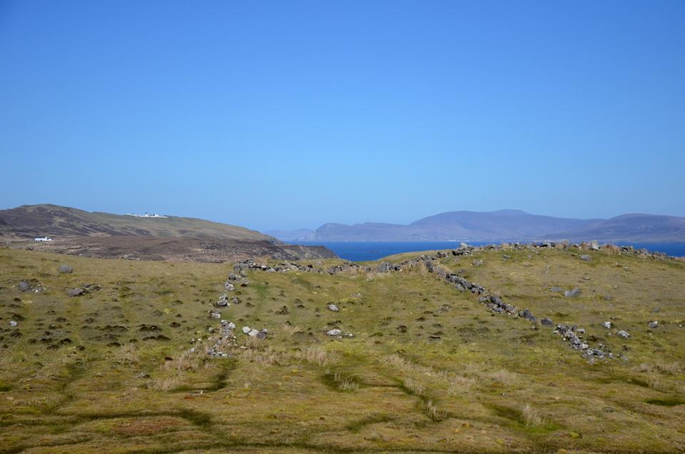 Randonnée à Clare Island