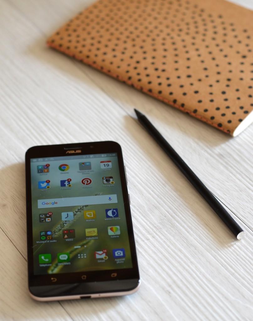 Mon avis sur le ZenFone Max d'Asus