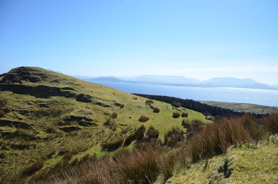 Clare Island : une île préservée