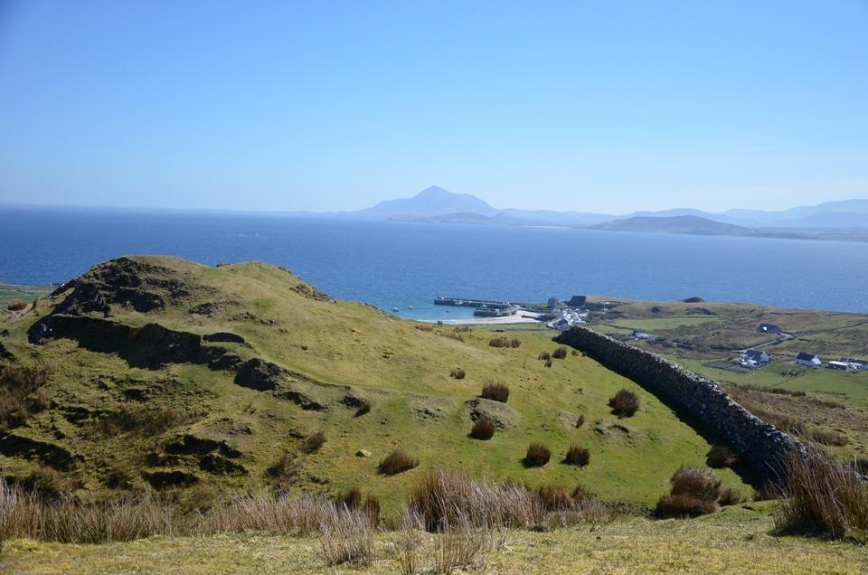 La beauté préservée de Clare Island