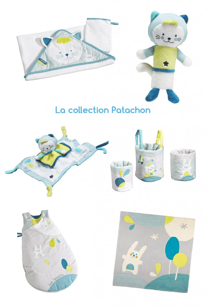 La collection Patachon de Sauthon