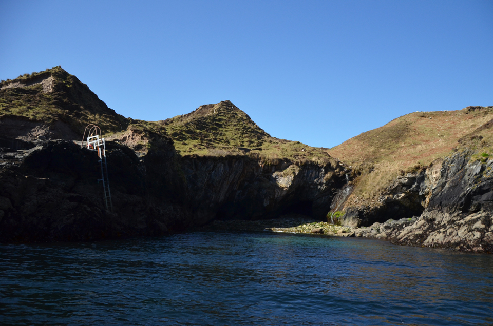 Les criques de Clare Island