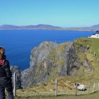 Clare Island, un petit havre de paix…