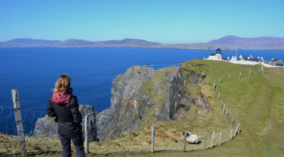 Découvrir Clare Island, un petit havre de paix