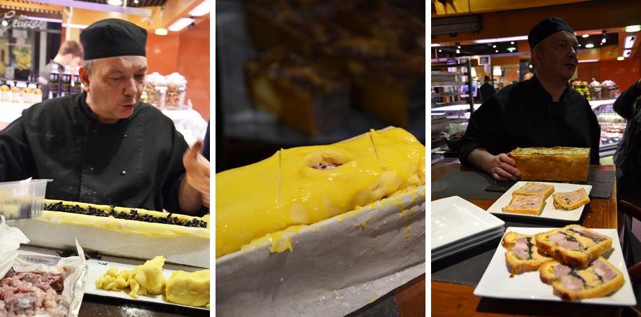 La fabrication du pâté croûte de la Maison Cellerier
