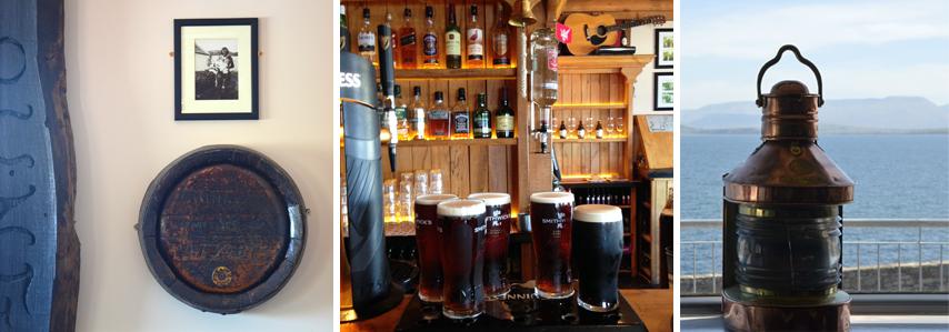 Sailor's pub Clare Island