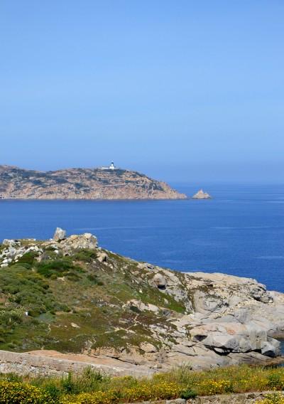 La Balagne, entre mer et montagne, de l'Ile-Rousse à Calvi