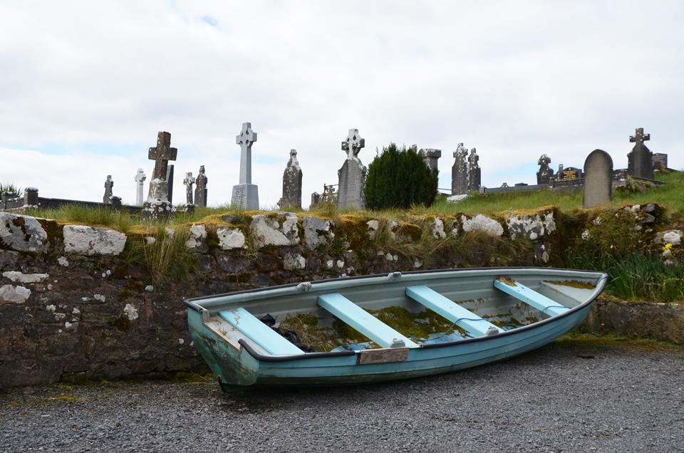 Burrishoole Abbey : un petit havre de paix