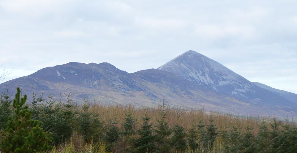 Croagh Patrick, la montagne sacrée des irlandais