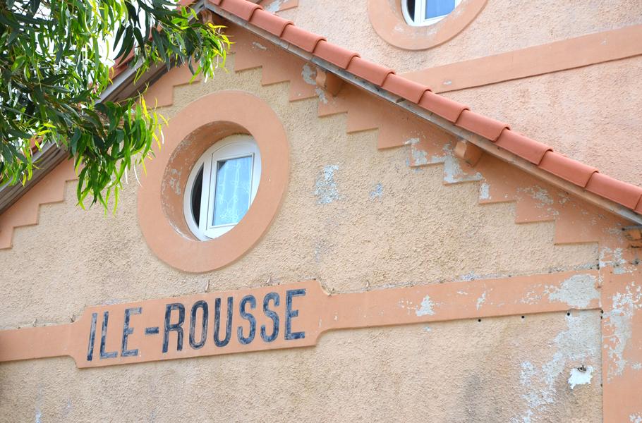 Gare de l'Ile-Rousse