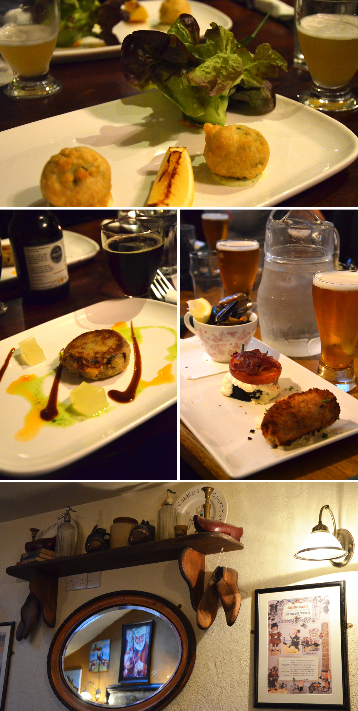 L'Irlande hors des sentiers battus : Irish craft beer & gourmet tapas tour