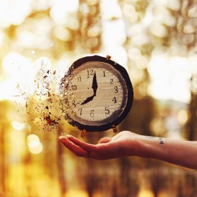 Courir après le temps