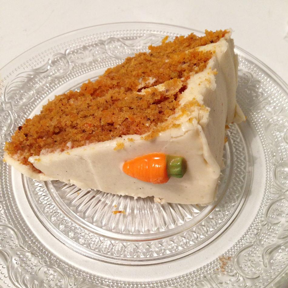 Où manger un carrot cake à Lyon : Little Petits Gâteaux