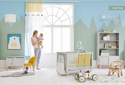Inspirations déco : Une chambre bébé garçon