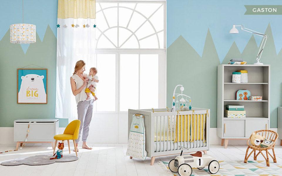 Idée déco chambre bébé & enfant : 10 chambres chez Maisons ...