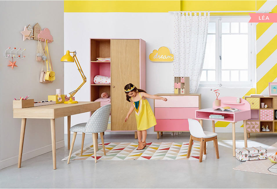 maisons du monde 10 chambres b b enfant inspirantes. Black Bedroom Furniture Sets. Home Design Ideas