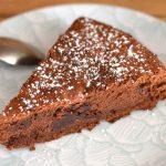 La Reine de Saba : recette du gâteau au chocolat