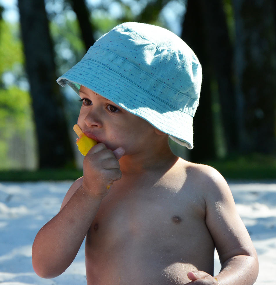 Se baigner au lac d'Annecy : la plage de Saint-Jorioz