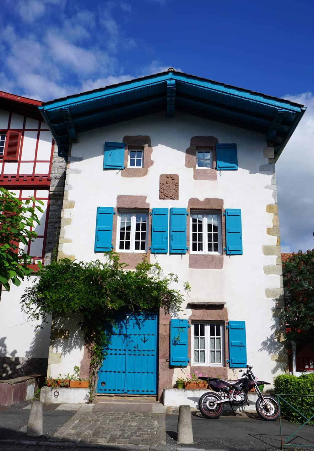 Pays-Basque : Ainhoa