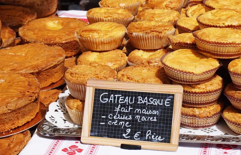 Pays-Basque : Le gâteau basque