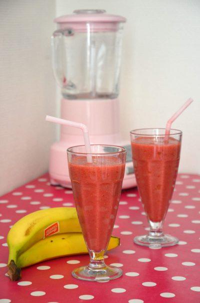 Recette smoothie banane
