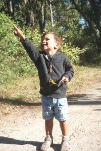 Vacances en famille dans Les Landes - Destination nature : balade en forêt à Seignosse