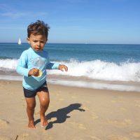 Les vacances d'été à l'océan et à la campagne
