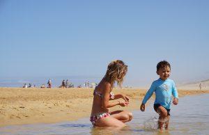 Vacances en famille dans Les Landes - Destination nature : océan et forêt