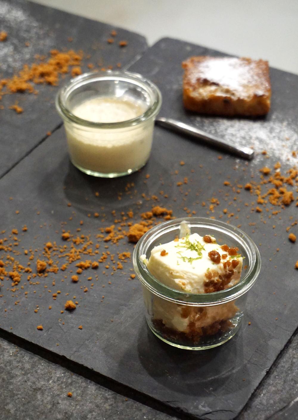 Desserts de L'Origo
