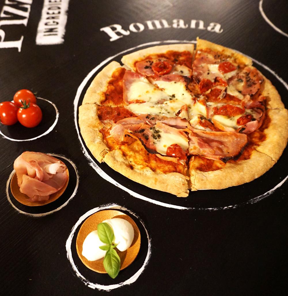 Soirée Panzani : La Bella pizza Italiana
